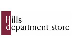 hills department store spalding