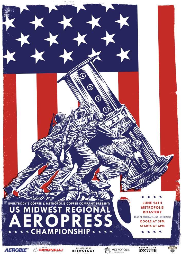 US Midwest Regional Aeropress Championship