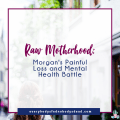 Morgan's Painful Loss and Mental Health Battle - Everybody's Fed, Nobody's Dead BLOG