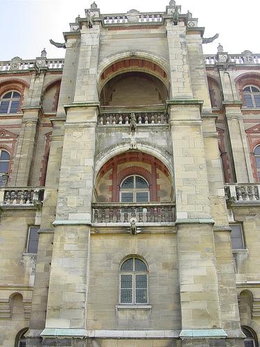 Château Neuf De Saint-germain-en-laye : château, saint-germain-en-laye, Chateau, Saint, Germain, Castles,, Palaces, Fortresses