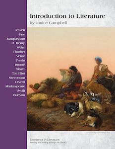 Introduction to Literature, English 1 in the Excellence in Literature curriculum.