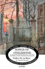 Songs of Childhood by Walter de la Mare