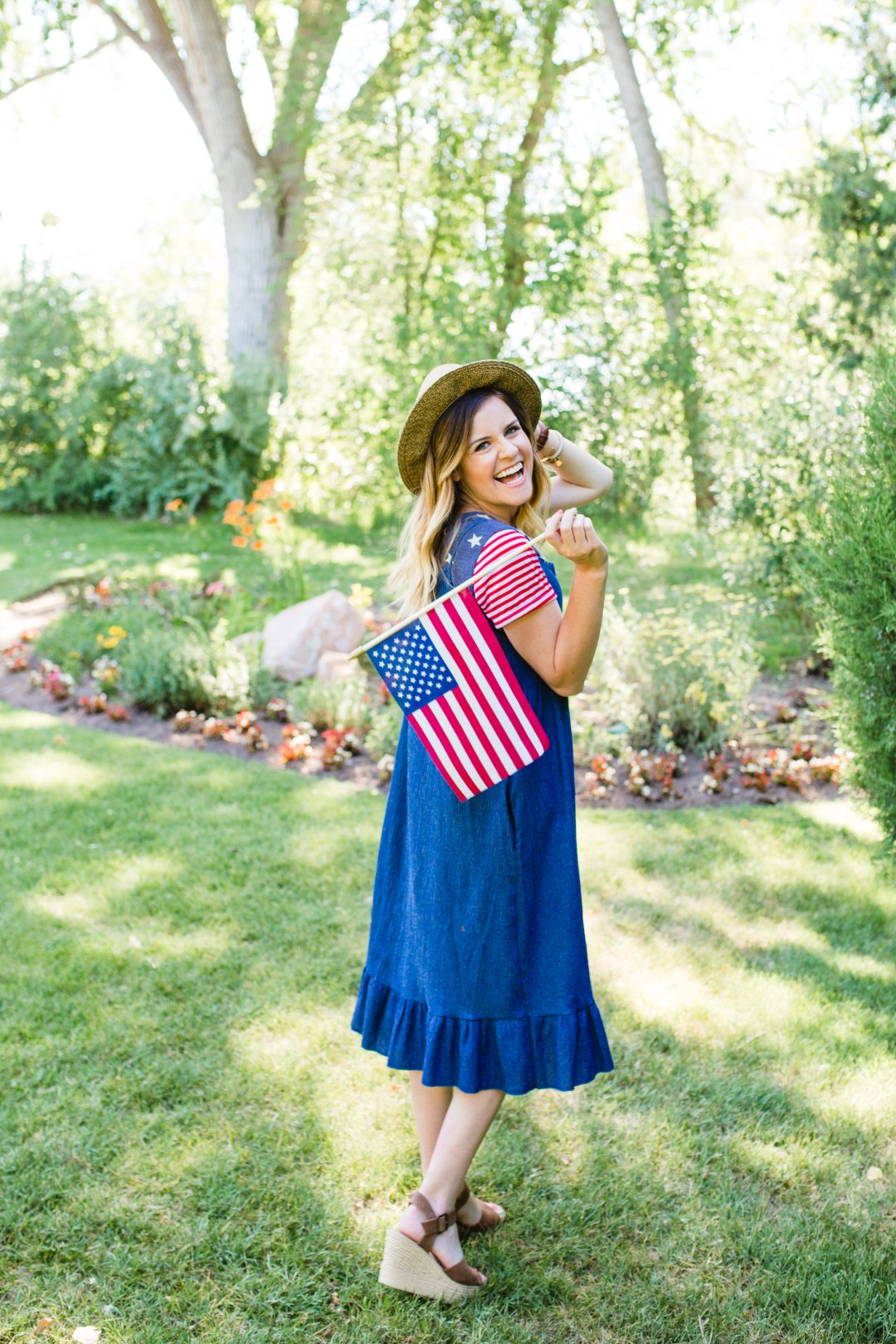 4th of july outfit inspiration • everyday ellis
