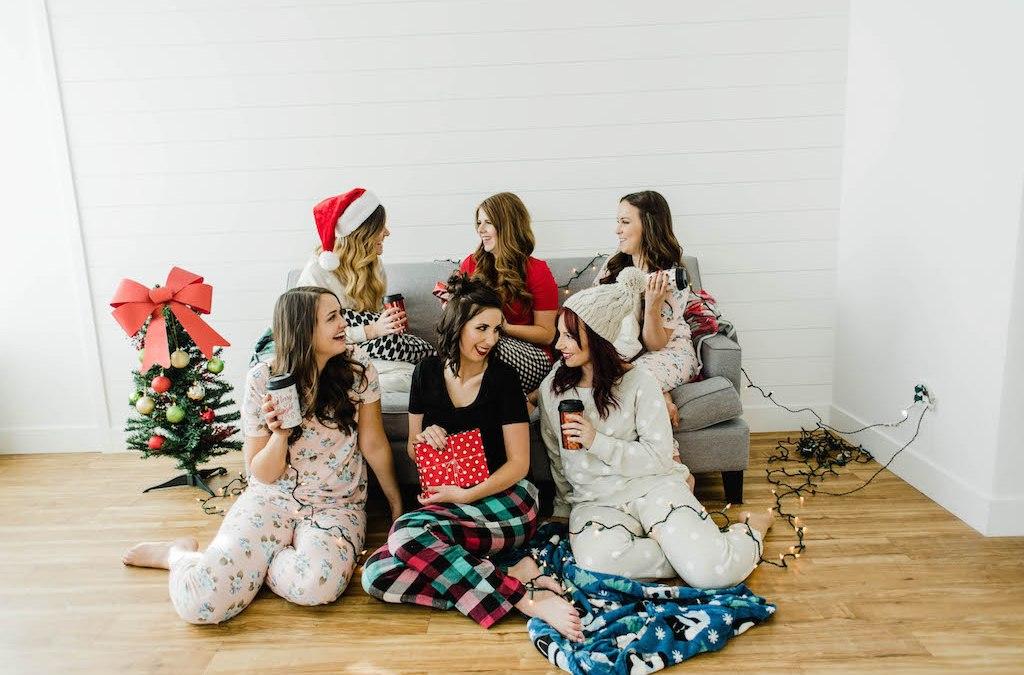Christmas Pajama Party Ideas