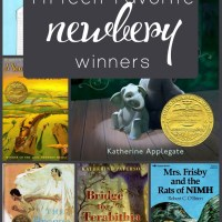 My Favorite Newbery Winners