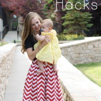 My 8 Best Mom Hacks for Smoother Daily Life