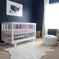 House Tour: Tally's Navy Nursery