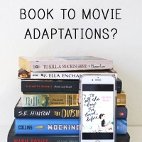 What Are Your Favorite Book-To-Movie Adaptations?