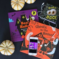 6 Spooky Books to Listen to With Your Children
