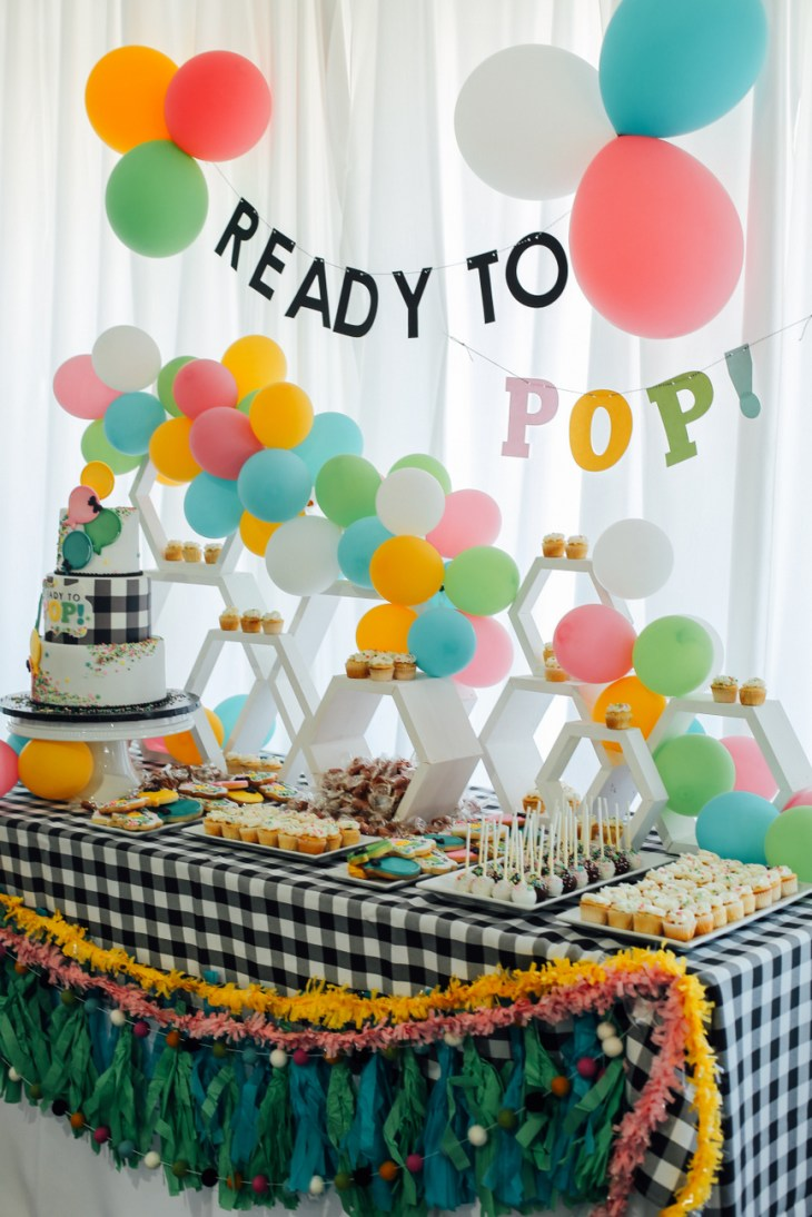 Ready to Pop Baby Shower: The 100th Operation Shower
