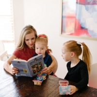 5 Great Read-Alouds for After School Snacktime