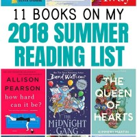 11 Books on My 2018 Summer Reading List