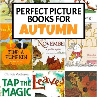 17 Delightful Children's Books about Fall
