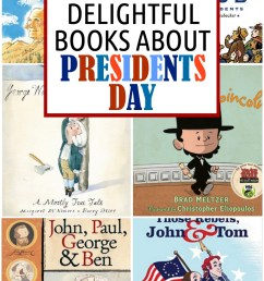 7 Delightful Books for Presidents Day - Everyday Reading [ 1400 x 800 Pixel ]