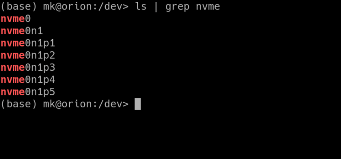 find files on linux using grep