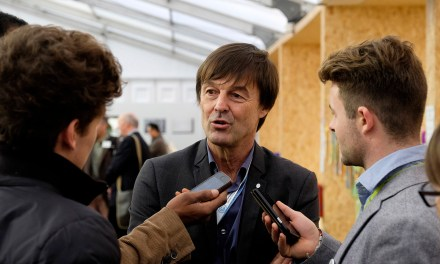The resignation of Nicolas Hulot is an invitation to change course