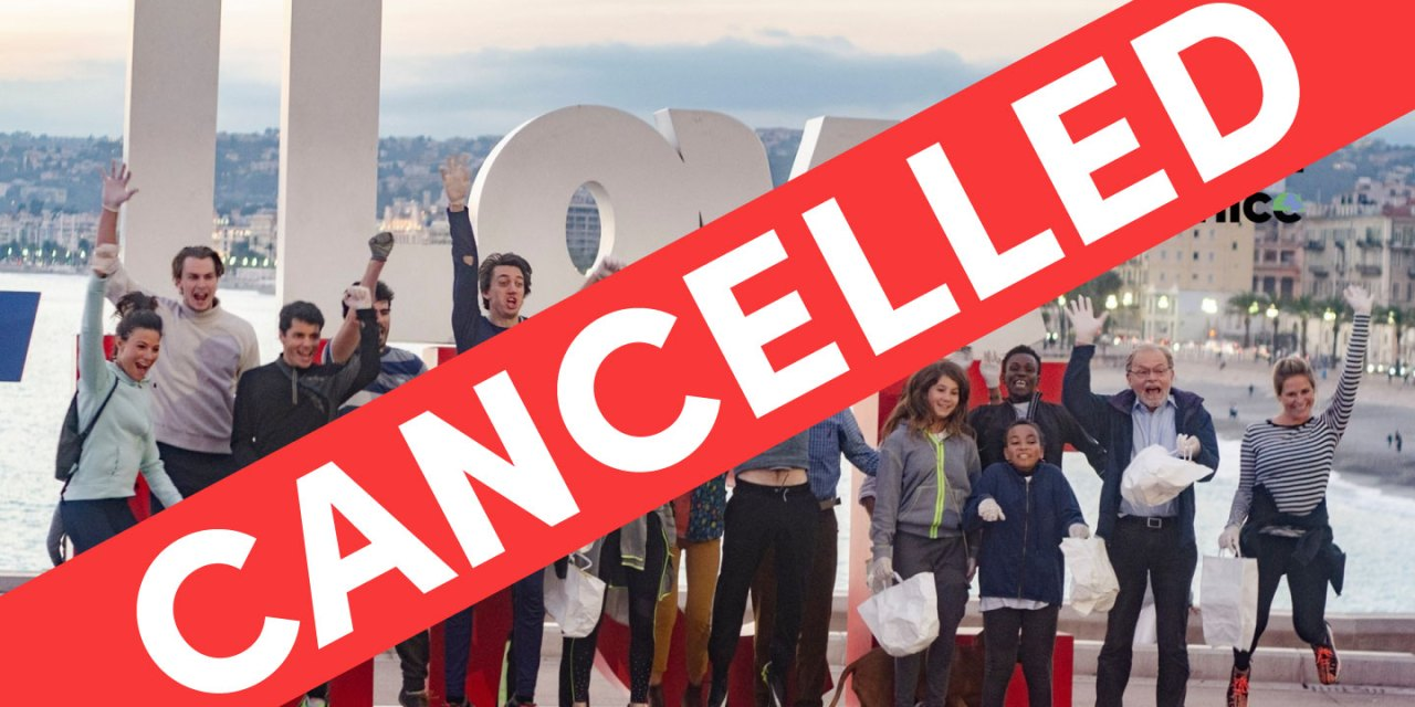 CleanupFestivalNice – Cancelled