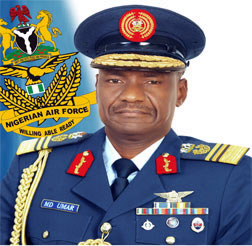 Former Air Chief, Dikko