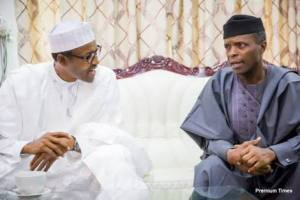 Let's as leaders change Nigeria for good, VP tells lawmakers