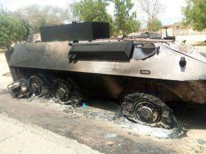 Army fingers residents in attack on Magumeri, near Maiduguri