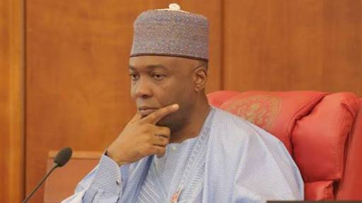 Saraki to FG: Due Process Should Not Be Short-Circuited in Move to Try CJN