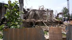 """""""Collapsed"""" VIO building: Investigations begin"""