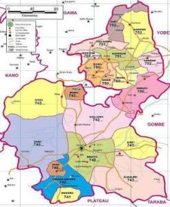 Carnival as Dogara, Senators, 162 Reps flag-off federal roads in Bauchi