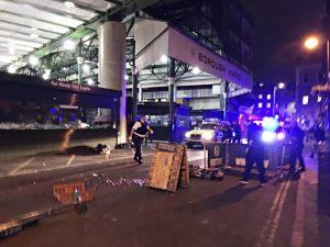 Osinbajo speaks on London terror attacks