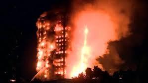 Many dead in London fire