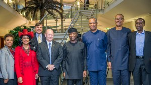 Nigeria, US in talks for repatriation of stolen funds; north-east crisis