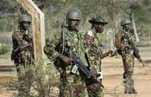 The UN building in Maiduguri had no sign marking it out, says Defence spokesman