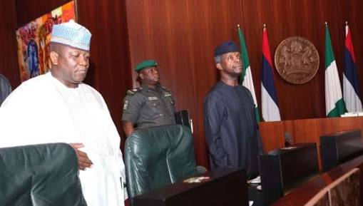 What transpired between Acting President, Governors at the National Economic Council meeting