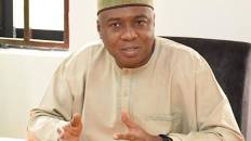 Though sent for retrial on 3 charges, Saraki claims vindication on trial for corruption