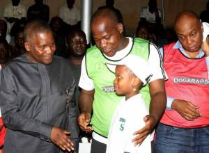 Dogara @ 50: The Charity Match for IDPs & Orphanages
