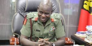Insurgents abandon weaponry following our onslaught – Army