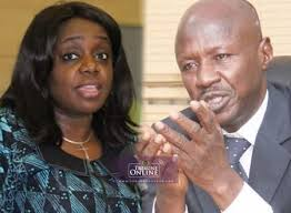 Finance Minister, Adeosun, questions figures of recovered loot announced by EFCC