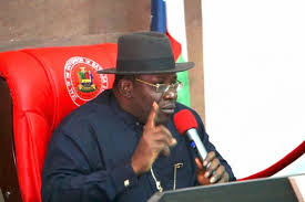 Dickson mocks opposition, says Bayelsa APC torn to shreds, tatters