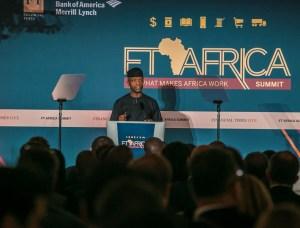 Nigeria on path to improving business environment , says VP Osinbajo