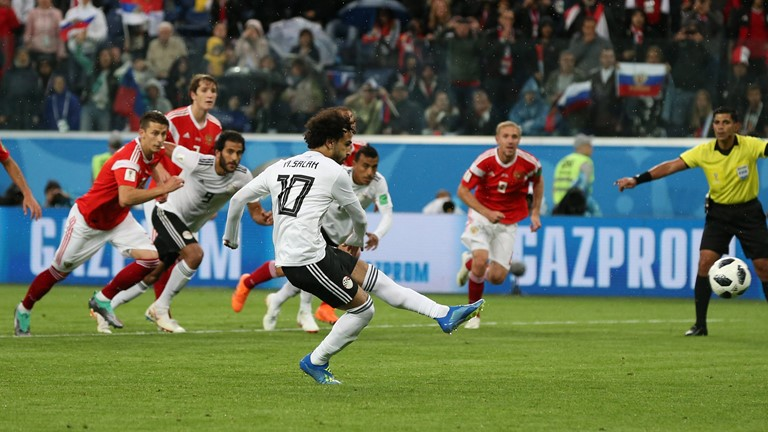 Egypt out of World Cup, lose 3 – 1 to Russia
