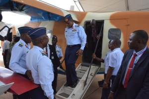 ​Reactivation of Immigration aircraft by Air Force reaches advanced stage