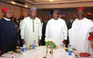 2019: Enugu NASS Caucus Endorses Ugwuanyi for a Second Term