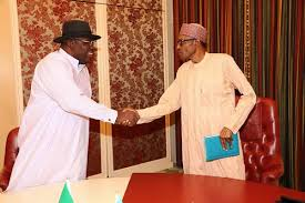 Dickson faults lopsided federalism, says killings greatest threat to Nigeria