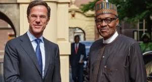 An overview of President Buhari's visit to Netherlands