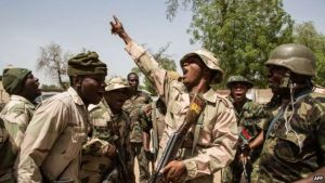 Soldiers retreat after shutting down Maiduguri airport for two hours