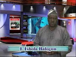 UDP chooses broadcaster, Ishola Balogun presidential candidate