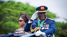 Former Defence Chief, Badeh, gunned down