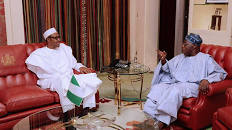 Obasanjo to Alake: Tell Buhari to leave me alone or do the right thing; Buhari greets on 82nd anniversary