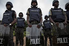 Police arrest, recover arms from Christmas eve robbers
