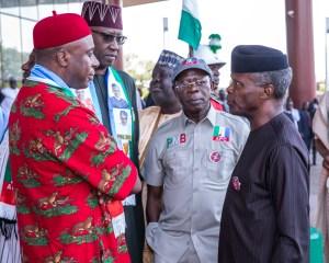(Opinion) Yes Oshiomhole, No Mr. President!