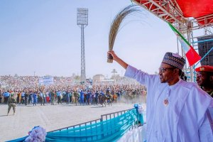 My travails in the hands of northern Muslims makes nonsense of divisive, religious, ethnic politics – Buhari